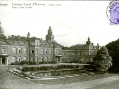 Houyet Chateau Royal d'Ardenne Facade Nord