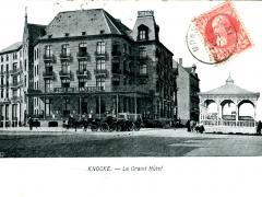 Knocke Le Grand Hotel