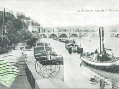 La Meuse en Amont de Namur