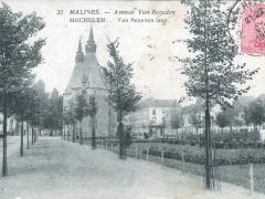 Malines Avenue van Beneden