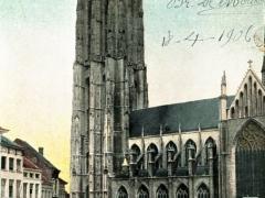 Malines L'Eglise St Rombaut