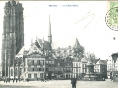 Malines La Cathedrale