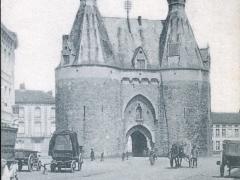 Malines La Porte de Bruxelles