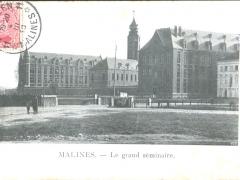 Malines Le grand seminaire