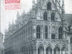 Malines Mechelen Le Nouveau Batissment de la Poste Centrale
