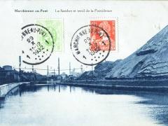 Marchienne au Pont La Sambre er terril de la Providence