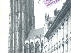 Mechelen Malines De Toren van H Rombaul's Hoofdkerk