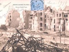 Middelkerke Ruines Avenue Joseph Casse