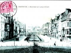 Oostende Kursaal en Leopoldlaan