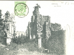 Orval Les Ruines