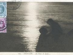 Ostende Au Clair de Lune