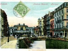 Ostende Avenue Leopold Kursaal