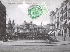 Ostende Avenue Leopold Kursal