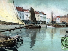 Ostende Bassin des Pecheurs