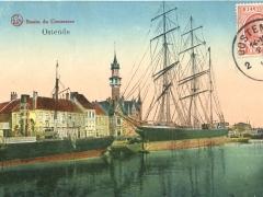 Ostende Bassin du Commerce