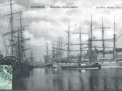 Ostende Bassins Trois Mats