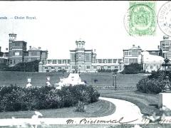 Ostende Chalet Royal