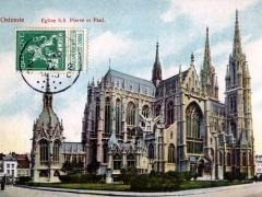 Ostende Eglise S S Pierre et Paul
