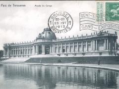 Parc de Tervueren Musee du Congo