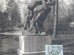 Parc du Chateau de Mariemont La Triomphe de la Femme