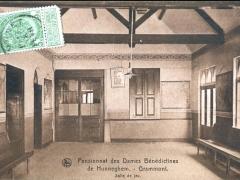 Pensionnat des Dames Benedictines de Hunneghem Grammont