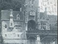 Pepinster Entree du Chateau des Mazures