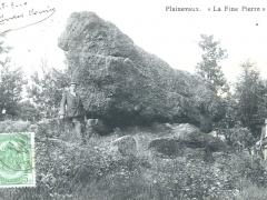 Plainevaux La Fine Pierre