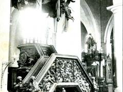 Poperinghe La Chaire de Verite de l'eglise St Bertin