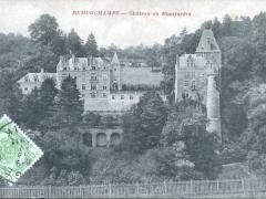 Remouchamps Chateau de Montjardin