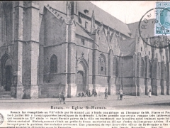 Renaix Eglise St Hermes