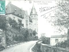 Rocheford Le Vieux Chateau