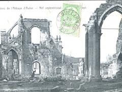 Ruines de l'Abbaye d'Aulne