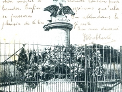 Saarbrücken Husarendenkmal