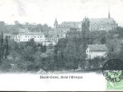 Sacre Coeur Bois L'Eveque