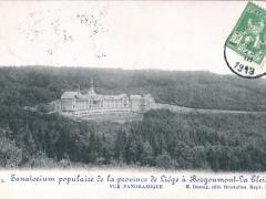 Sanatorium populaire de la province de Liege