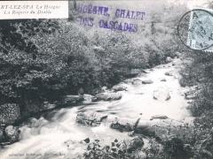 Sart Lez Spa La Hoegne La Roqueie du Diable