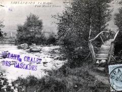 Sart Lez Spa la Hoegne Pont Michel Thores