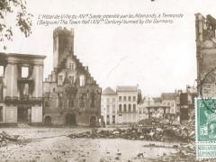 Termonde L'Hotel de Ville