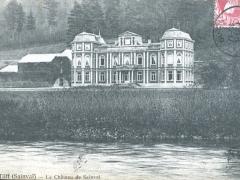 Tilff Sainval Le Chateau de Sainval