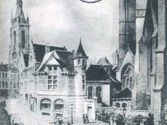 Tournai Catherale Degagement partiel