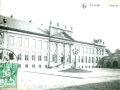Tournai Hotel de ville