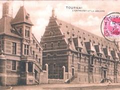 Tournai L'Entrepot et la Douane