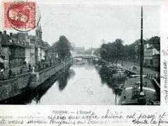 Tournai L'Escaut