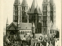 Tournai La Cathedrale