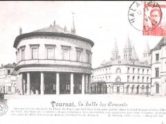 Tournai La Salle des Concerts
