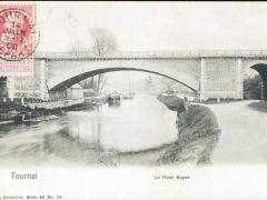 Tournai Le Pont Soyer