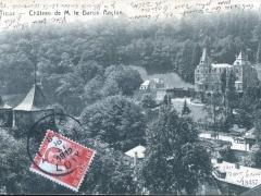 Trooz Chateau de M le Baron Ancion