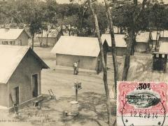 Au Katanga Quartier de traveilleurs indigenes a l'Unione Miniere