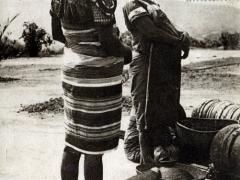 Bangu Marchande de poterie
