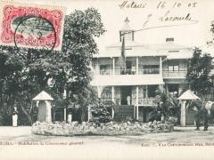 Boma Habitation du Gouverneur general